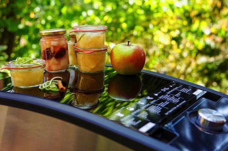 Herbstliches Dreifruchtkompott*