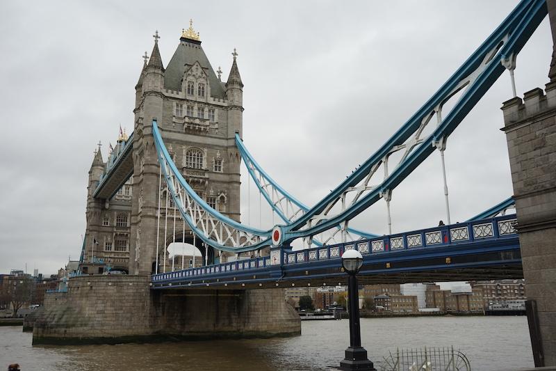 London – ein verlängertes Wochenende*